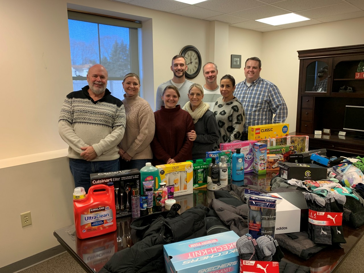 Sponsoring a Family for Christmas 2019